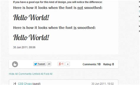 new design font css 26 web design tutorials for learning new css3 properties