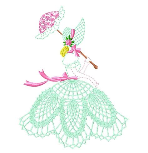 embroidery design lace free belles with free standing lace skirts machine embroidery