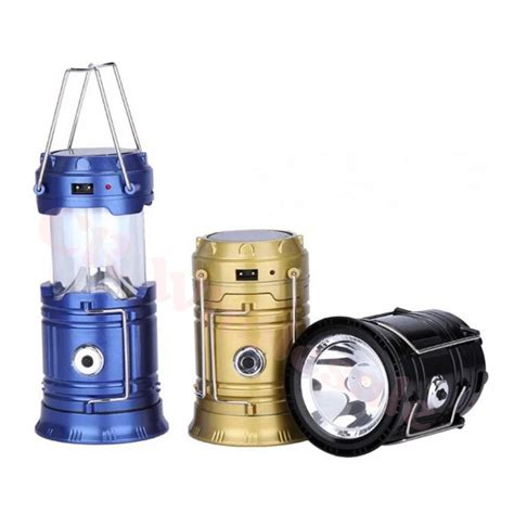 rechargeable led outdoor lights 6 led portable usb solar rechargeable lantern outdoor