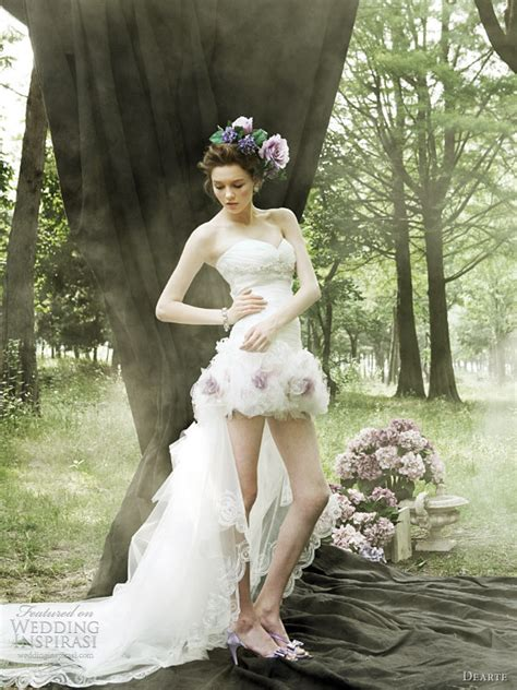 Wedding Dress Korean by Wedding Dresses By Dearte Wedding Inspirasi