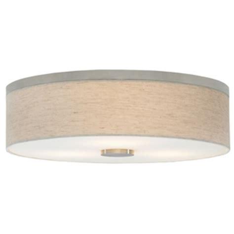 Linen Flush Mount Ceiling Light by Lfm700libz2d Fiona Flush Mount Ceiling Light Bronze