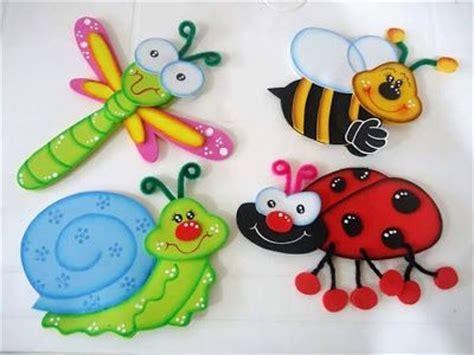 imagenes en porcelana fria libelulas animalitos que puedes hacer con goma eva 161 hermosos