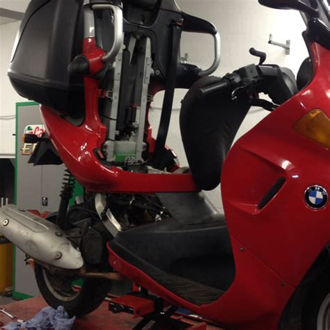 Honda Motorrad Lwechsel by Bmw Motorrad Service Und Wartung C1 125 C1 200 C1
