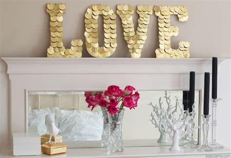 love decorations for the home 22 lovely diy valentine s day projects style motivation