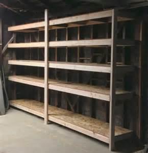 Shop Storage Shelves Shop Storage Shelves