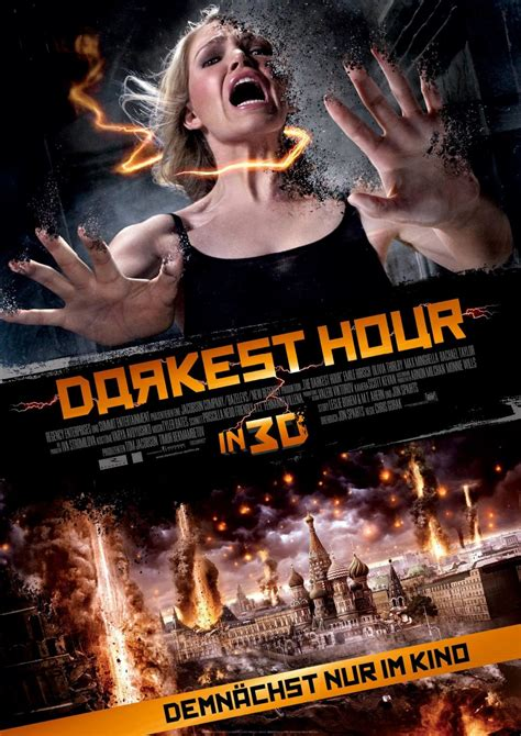 Poster Hour 2 30x40cm new cgi posters for the darkest hour show impending doom