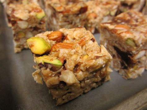 healthy energy bars recipe healthy oatmeal energy bar with dates nuts recipe by