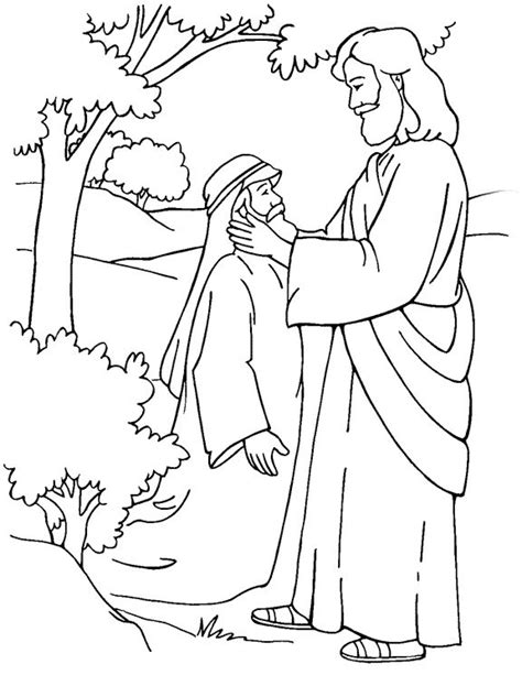 coloring pages of jesus miracles 17 images about jesus miracles coloring pages on