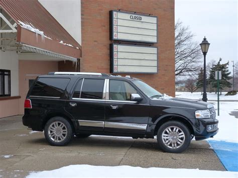 lincoln navigator 2011 review 2011 lincoln navigator the truth about cars