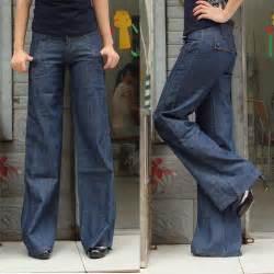 Denim trouser pants plus size 171 clothing for large ladies