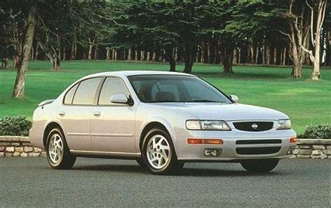 Nissan Maxima Edmunds Used 1996 Nissan Maxima Sedan Pricing Features Edmunds