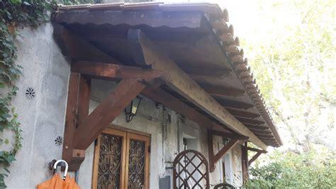 tettoie roma tettoia a sbalzo roma castelli romani