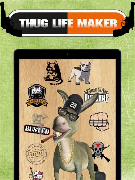 thug life creator  funny thug life meme