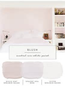 The Best Paint Colors best neutral paint colors paint colours best pale pink paint color