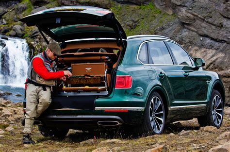 Home Interior Store by Bentley Bentayga Fly Fishing Edition Created By Mulliner