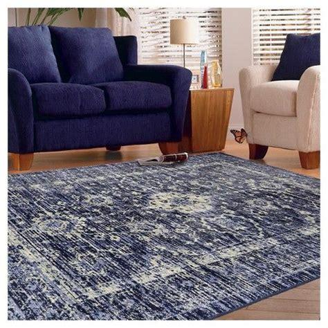 the industrial shop indigo rug vintage distressed area rug the industrial shop indigo