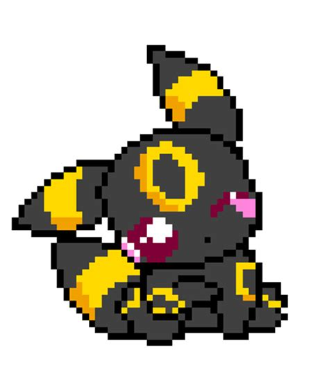 umbreon pixel template umbreon pixel related keywords umbreon pixel