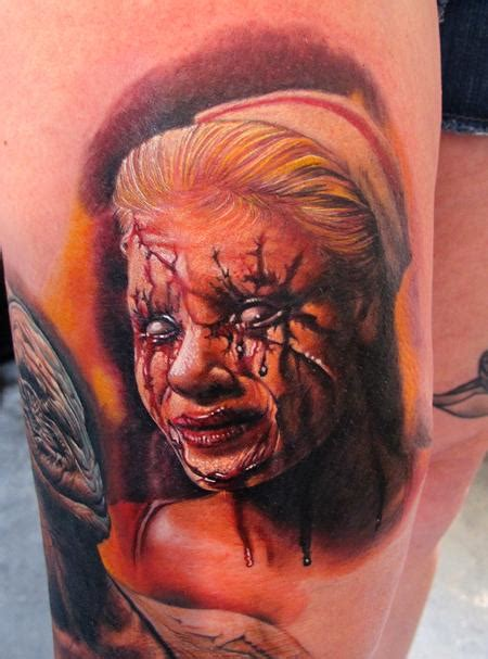 silent hill tattoo the map evil tattoos page 7