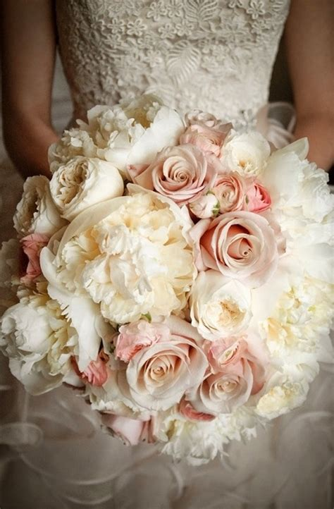 lovely white lovely bouquet of pink white roses pictures photos and