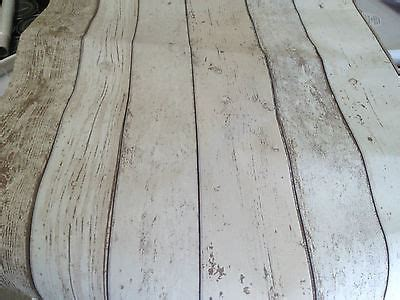 distressed white wood panel effect wallpaper 8951 10