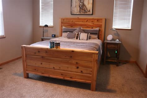 diy full bed frame diy bed frame plans how to make a bed frame with diy pete