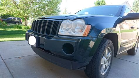 Jeep Grand Front Bumper Painted Jeep Grand Genuine Factory Oem Front