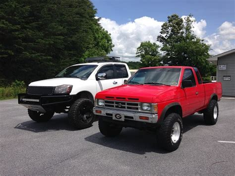 Nissan Hardbody Lifted For Sale