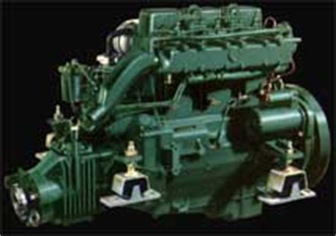 volvo penta md  dieselmotor schmidt seifert
