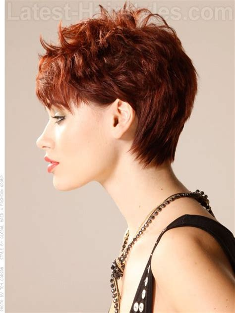 tapered pixie haircut pixie cut with tapered neck short hair pixie cuts