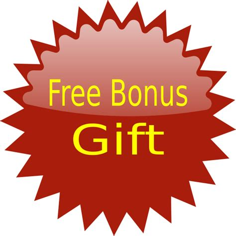free gifts free gift clip at clker vector clip