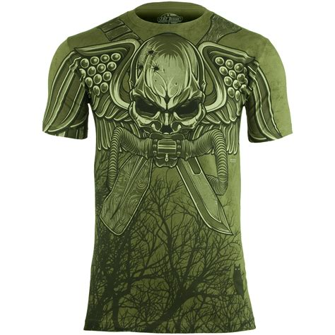 design a green shirt 7 62 design usmc recon swift silent deadly mens graphic t