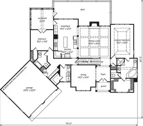 Southern Living Floorplans Southern Living Custom Builder Builders Inc