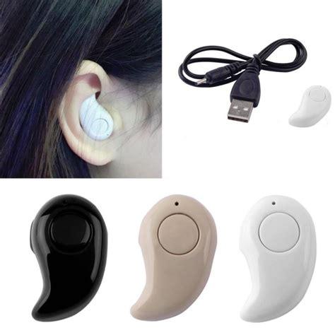 Headset Bluetooth Mini S530 Ultra Small Earfit S 530 S 530 universal the smallest bluetooth headset earphone mic