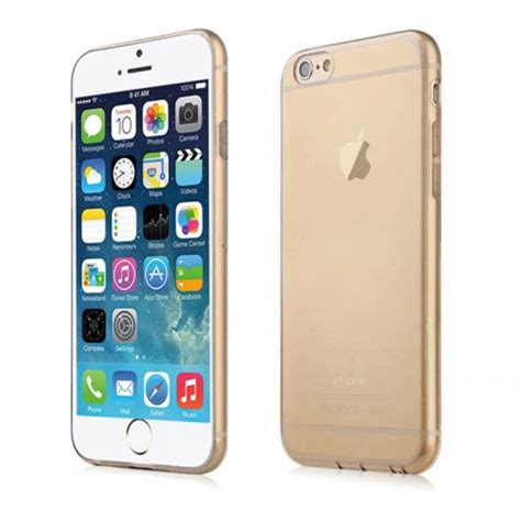 Casing Cover Slim Silicon Iphone 5 6 6 7 7 Soft Soft Silikon iphone 6 6s clear silicone tough slim custom cases