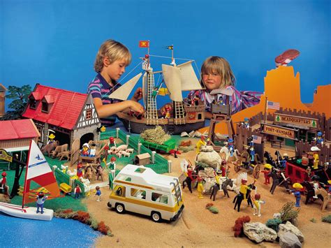 play mobil playmobil forty years the independent