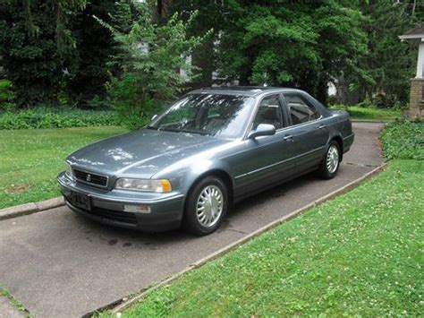 auto air conditioning repair 1994 acura legend navigation system buy used 1994 acura legend l sedan 4 door 3 2l in ashland kentucky united states