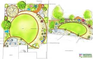 Garden Layout Design Ideas Garden Design Makeover In A Weekend Garden Therapy