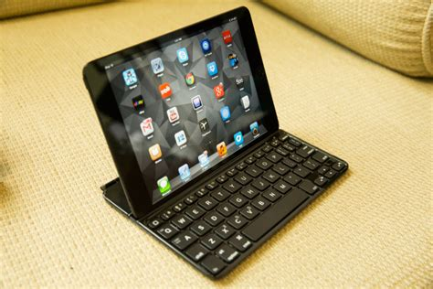 Keyboard Techno Mini logitech ultrathin keyboard cover for mini black technoshack free uk delivery