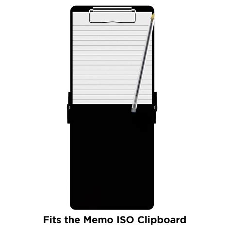 Name Tag Id Acrylic Model Vertical Transaparant Limited memo iso clipboard notepads