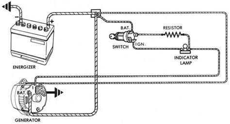 alternator wiring diagram 96 s10 images