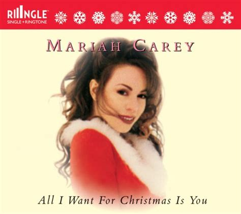mariah carey all i want for christmas is you advanced all i want for christmas is you ringle mariah carey