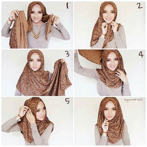 tutorial hijab pashmina untuk lebaran tutorial hijab pashmina untuk remaja tutorial hijab