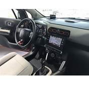 2017 Citroen C3 Aircross Interior Dashboard