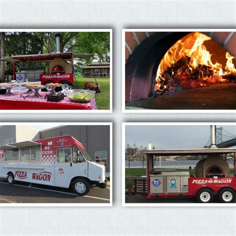 pizza wagen the pizza wagon catering co philadelphia food trucks