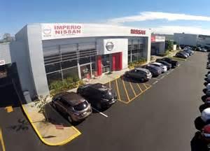 Nissan Of Irvine Imperio Nissan Irvine In The Irvine Auto Center The 5