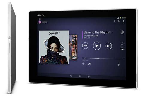 Tablet Sony 2 Jutaan xperia z2 tablet tablet sony mobile global