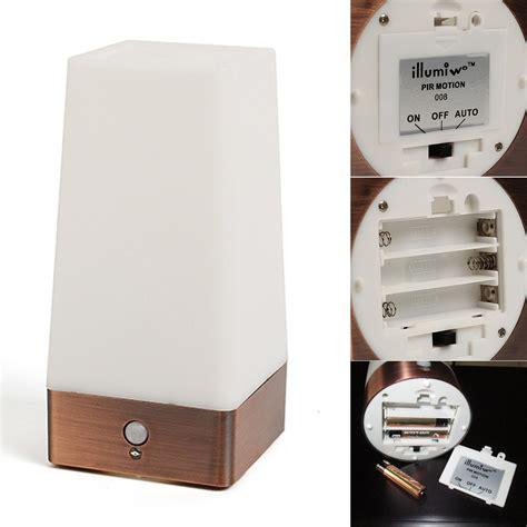 Motion Sensor Bedroom Light Wireless Motion Sensor Bedroom Light Battery Powered