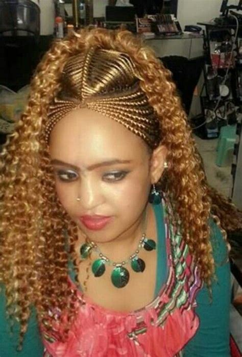 ethiopian traditional hair brad vidyo 8 best images about ethiopya cultural show on pinterest