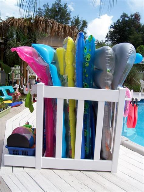 pool organizer 28 images diy pool organizer clutter
