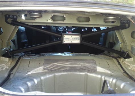 why bracing your mustang s chassis is important